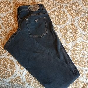 Guess Jeans size 27 stretch skinny long